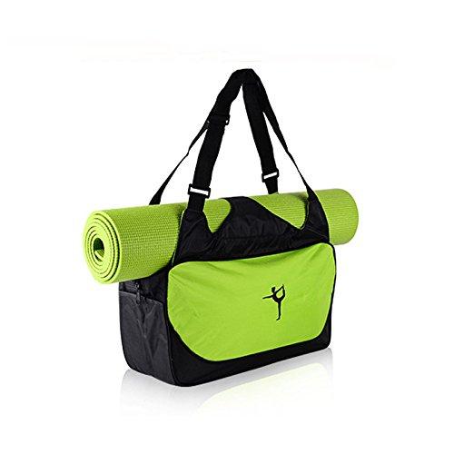 Leoie - Bolsa de Yoga, Gran Capacidad, para Llevar bajo el Agua, 48 x 24 x 16 cm