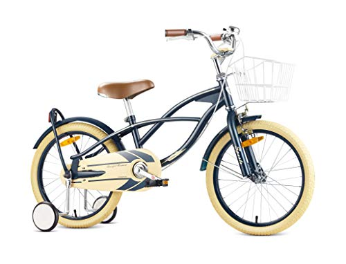 COEWSKE Kid's Bike Steel Frame Children...