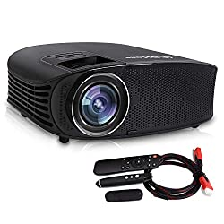 Best LCD Projectors for Classroom Use - DHAWS Video Projector Review