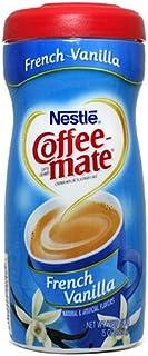 Nestle Coffee-Mate ネスレ コーヒークリーマー コーヒーメイト(フレンチバニラ)425g (15oz) 並行輸入商品