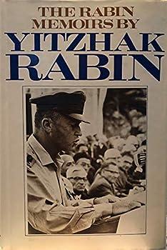 Hardcover The Rabin Memoirs Book