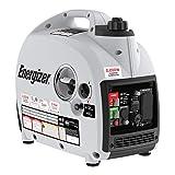 Energizer eZV2200P Quiet 2200-Watt Portable Inverter Generator with Parallel, CARB