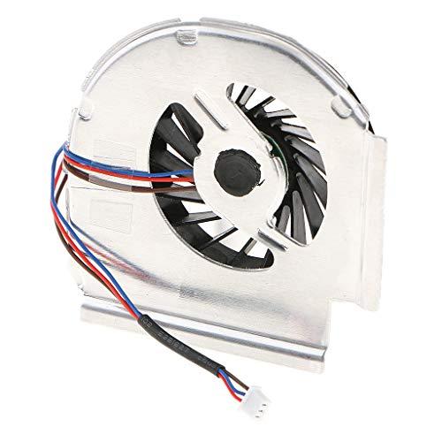 H HILABEE Disipador Térmico del Ventilador De Enfriamiento De La CPU para Lenovo ThinkPad T61 T61P R61