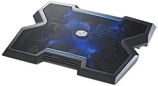 Cooler Master NotePal X3 - Base Gaming para Laptop con Ventilador LED Azul de 200mm