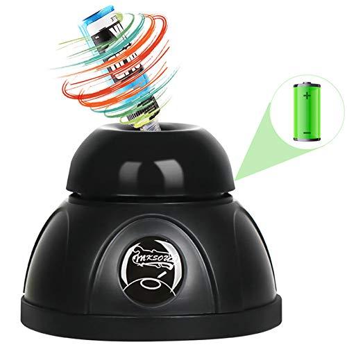 EMGOD Mini Vortex Mixer, Vortex Shaker Salon Mixer Gebührenpflichtiger 8700Rpm, Für Tattoo Ink Nagellack Wimpern Klebstoffe Farben Permanent Makeup Pigmente,Rechargeable,Package 1
