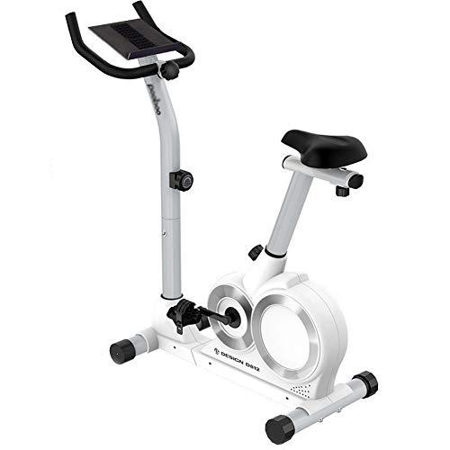 Spinningfiets, stille fitnessapparatuur voor gewichtsverlies, hometrainer met hometrainer, hometrainer met magnetische controle,White