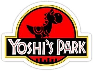 yoshi bumper sticker