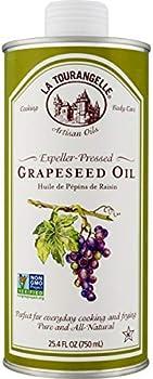 La Tourangelle Grapeseed Oil 25.4 Ounce