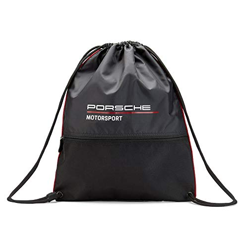 Porsche Motorsport Pull Bag schwarz