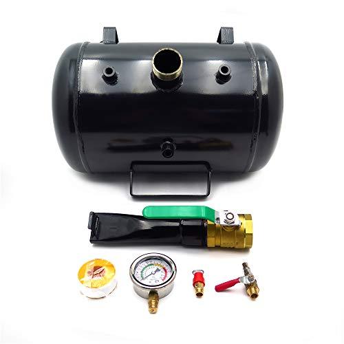 HTTMT- US-FF932-BK- New 5 Gallon Air Tire Bead Seater Blaster Tool Seating Inflator Truck ATV 145PSI Black