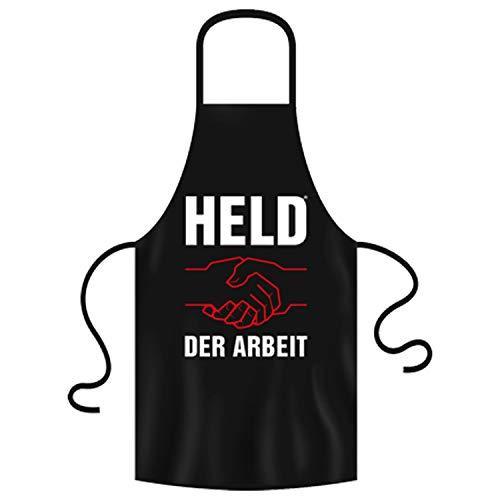 Ostprodukte-Versand.de Held der Arbeit Grillschürze - Ossi Artikel - für Ostalgiker - DDR Produkte