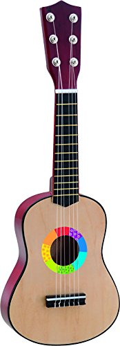 Guitarra de madera pequeña Woodyland