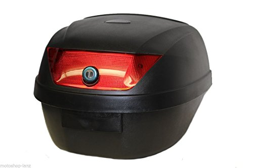 Givi E131 Monolock Ba/úl Respaldo del Copiloto Negro para B37