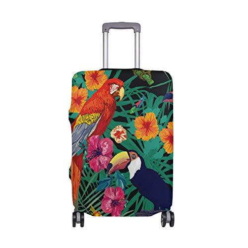 Ajinga Selva Parrot Big Beak Travel Bagage Protector Valigia Copertura XL 29-32 in