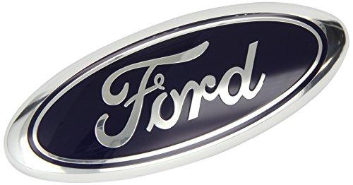 Ford NEU Focus MK3 ab 2011 Rück Oval Boot- Abzeichen-Emblem Heckklappe