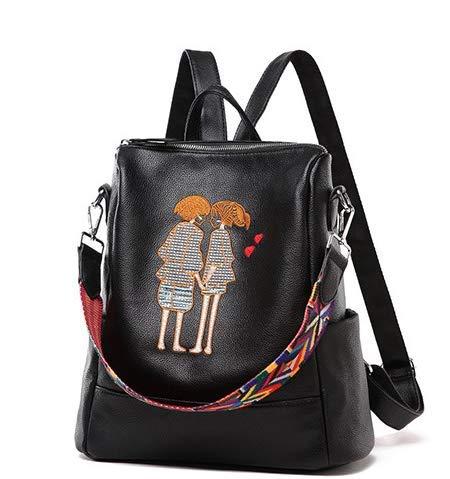 Luc dames mode mini luc studs luc studs kleine schoudertas meisjes reizen school