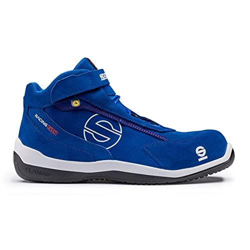 Sparco 0751544AZAZ Zapatillas, Azul, 44 EU ⭐