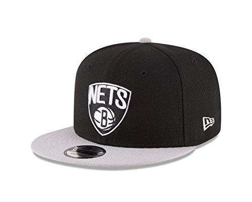 New Era NBA Boston Celtics Adult Men NBA 9Fifty 2Tone Snapback Cap,OSFA,Black