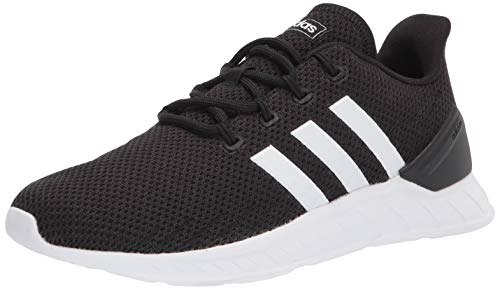 adidas,Mens,Questar Flow Nxt,Black/White/Grey,10