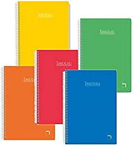 Pacsa 16733 - Cuaderno