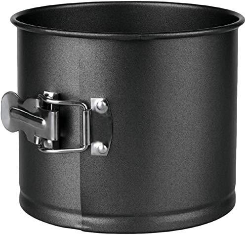 MGE - Molde Desmontable para Panettone Pequeño - Acero al Carbono - Doble Recubrimiento Antiadherente - Diámetro Pequeño 12,5 cm