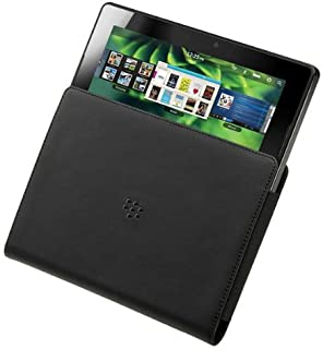 BlackBerry Playbook Slip Case Cover Case Negro - Fundas para