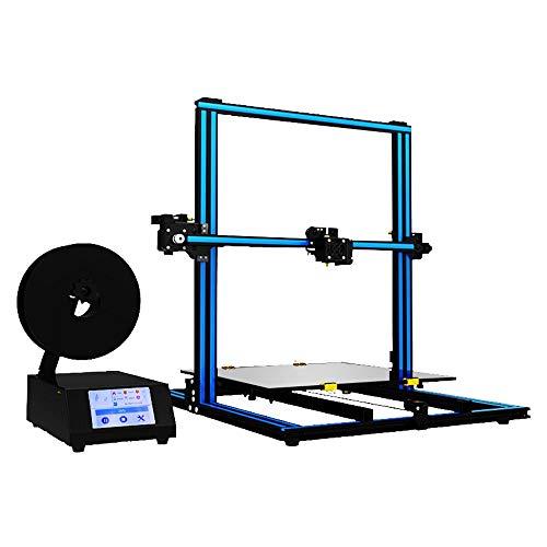 Z.L.FFLZ Imprimante 3D X3ST-400 Imprimante 3D 3.5 Pouces Ecran Tactile DIY Kits Panne de Courant Reprendre Imprimer 400 * 400 * 420mm Mises à Niveau