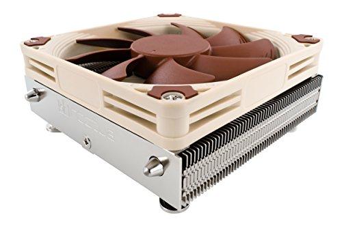 Noctua NH-L9i, Premium Low-Profile CPU Kühler für Intel LGA115x (Braun)