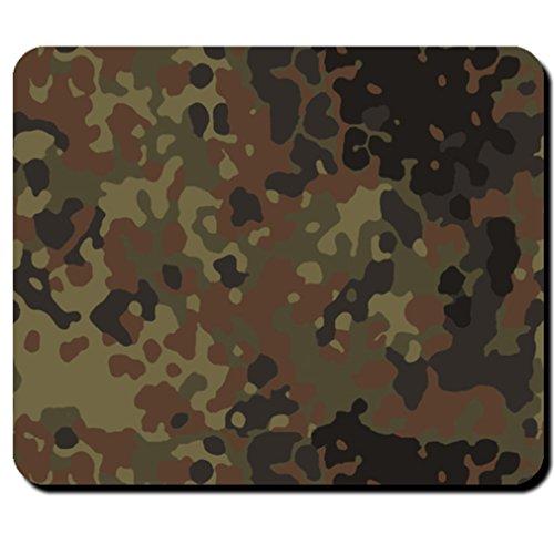 Tarnmuster Deutsche Bundeswehr Armee Uniform- Mauspad Mousepad #5812