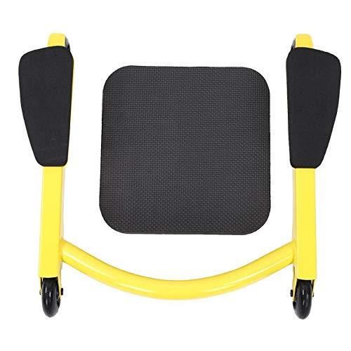 Amazing Deal Man-hj Multifunctional Household Four-Wheeled Abdomen Wheel Mute Trainer Exercise Leg F...