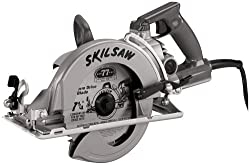 SKIL HD77 13 Amp 7-1/4-Inch Worm Drive Saw - Power Circular Saws