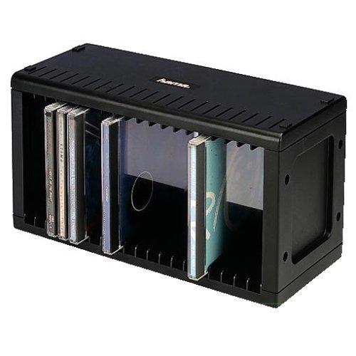 Hama CD-Rack 20, Schwarz