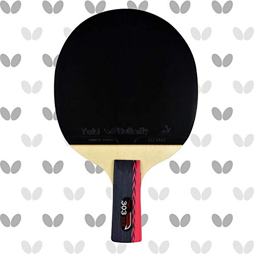 Butterfly B303CS Chinese Penhold Table Tennis Racket -...