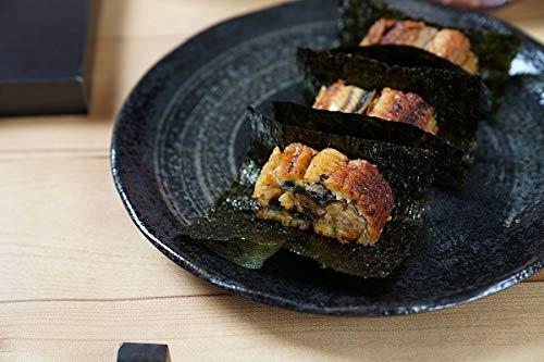 【土用の丑の日】【照寿司監修】鰻バーガー8切れセット (340g 8切れ)高級国産海苔8枚付き