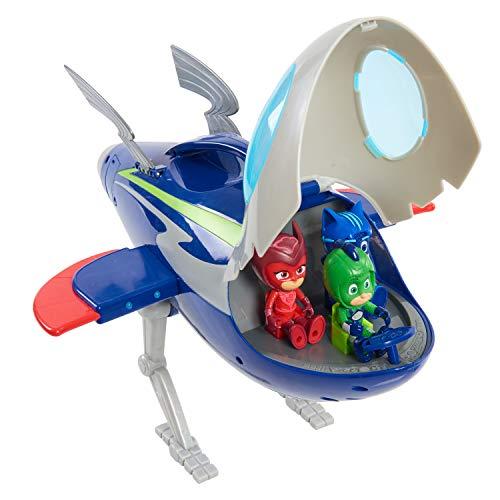 PJ Masks Super Moon Adventure HQ Rocket - Brown Mailer