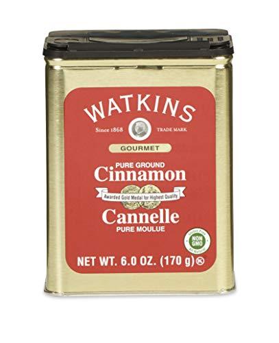 Watkins Gourmet Spice Tin, Pure Ground Cinnamon
