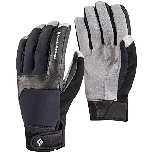 Black Diamond Gants Arc - Gants d'hiver ultralégers et imperméables à fermeture scratch - Pour diverses activités d'hiver / Unisexe, noir, taille XL