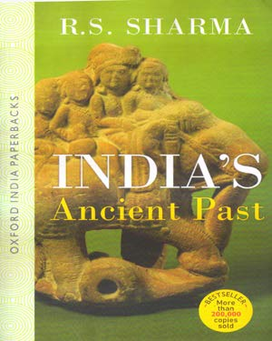 India`s Ancient Past Book in English By R S Sharma