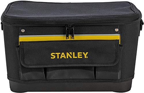 STANLEY 1-96-193 - Bolsa para herramientas con tapa plana,