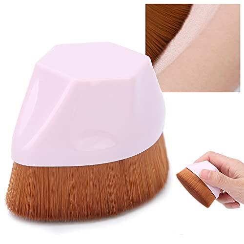Brocha de maquillaje, tamaño pequeño, práctica, fácil de limpiar, brocha para base...