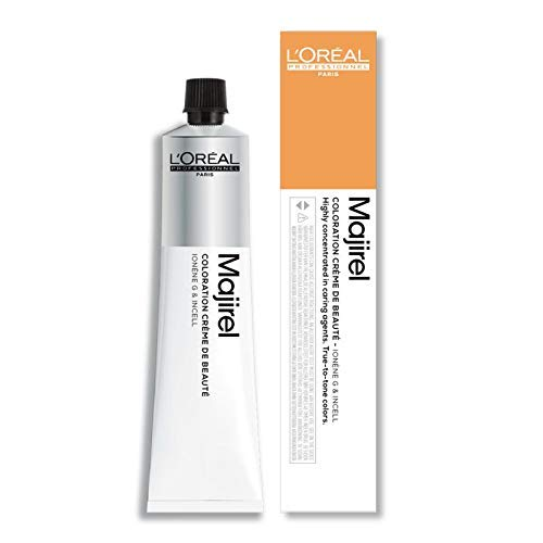 L'Oréal Professionnel Majirel 6,3, permanente Coloration, dunkelblond gold, 50 ml