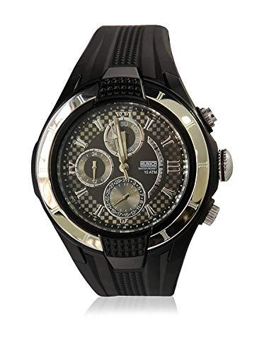 Munich Reloj Analógico-Digital para Unisex Adultos de Cuarzo con Correa en Caucho MU+116.1A