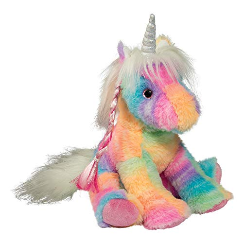Douglas Riona Rainbow Unicorn Plush Stuffed Animal -  4207
