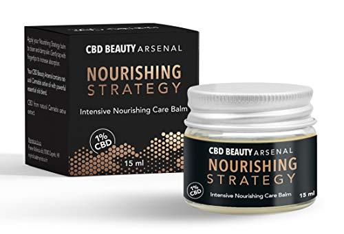 CBD Beauty Arsenal Nourishing Strategy