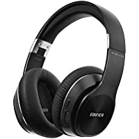 Edifier W820BT Foldable Bluetooth Headphones with 80-Hour Long Battery Life