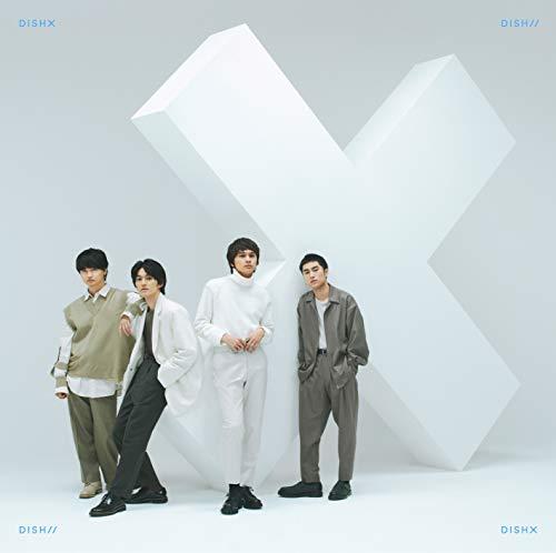 X (通常盤) (特典なし)