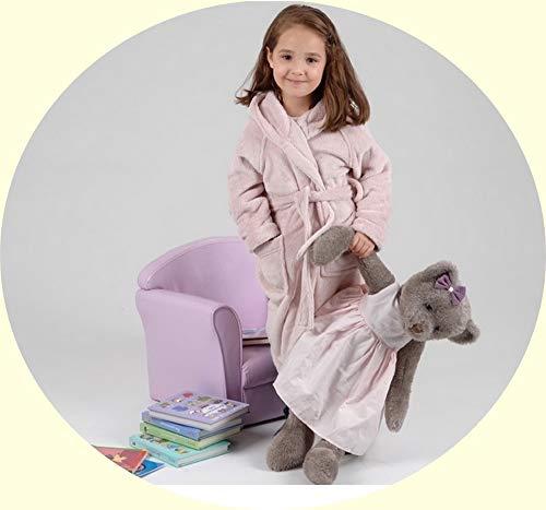 Amadeus Robe de chambre pour 6 Ans, de couleur rose, collection Les Petits