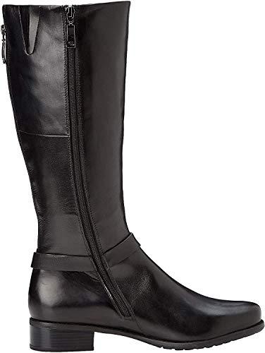 Gerry Weber Shoes Damen Calla 13 Hohe Stiefel, Schwarz (Schwarz 100), 40 EU