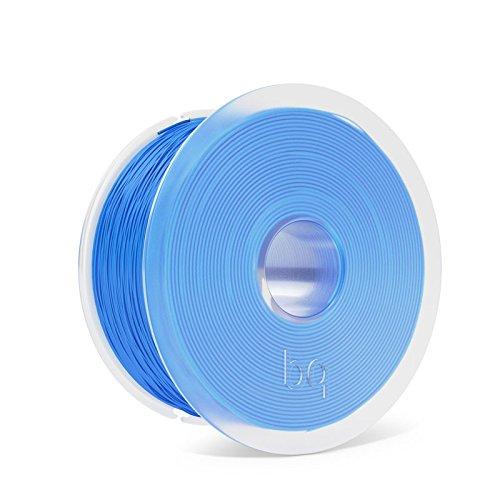 BQ F000150 Filamento PLA Easy Go, 1.75mm, 1 kg, Celeste