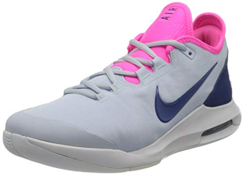 Nike Damen WMNS Air Max Wildcard Hc Tennisschuhe, Blau (Half Blue/Indigo Force-White-P 441), 38 EU
